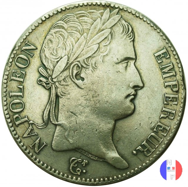 5 franchi 1815 (Tolosa)