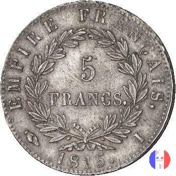 5 franchi 1815 (Limoges)