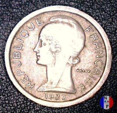 Gettone telefonico - 1937, zinco 1937 (Parigi)