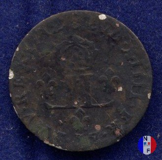 XV deniers 1712 (Metz)