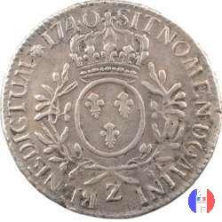 """scudo """" aux branches"""" dal 1740 al 1741 1740 (Grenoble)"""