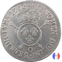 """scudo """"aux insignes"""" 1702 (Riom)"""