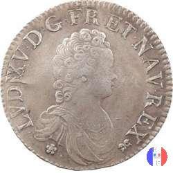 """scudo detto """"vertugadin""""dal 1715 al 1716 1716 (Grenoble)"""