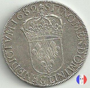 """scudo """" à la cravate 2eme émiss 1682 (Bayonne)"""