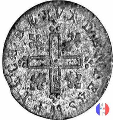 XV deniers 1711 (Metz)