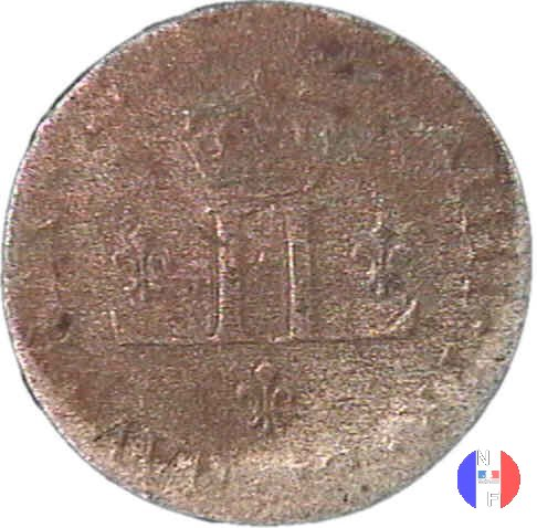 XXX deniers 1710 (Lione)
