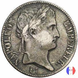 5 franchi 1815 (Parigi)